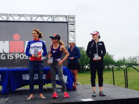 Pro Podium - Me, Sarah, and Emma Kate