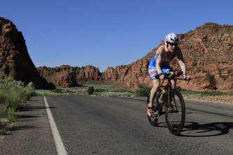 2014 Ironman 70.3 St. George - Snow Canyon