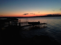 Keuka Lake sunrise