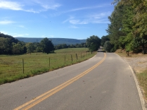 View from the IM Chattanooga bike course