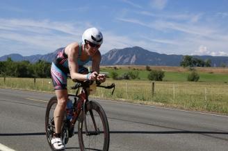 Ironman 70.3 Boulder 2013
