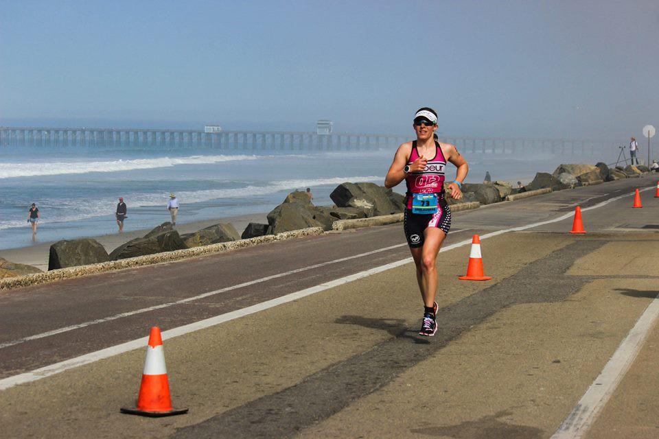 2015 Oceanside 70.3 Run