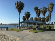 Mission Bay - not a bad spot for a long run!