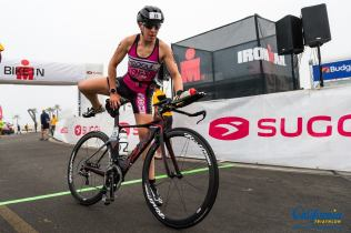 Ironman 70.3 California bike. Photo cred: California Triathlon