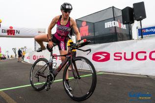 Ironman 70.3 California bike. Photo cred: California Triathlon